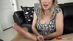 Gorgeous Step Mother Family Blowjob For Sonnie