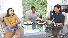Stepmom Bridgette B Meets With Her Stepdaughter's New Bf