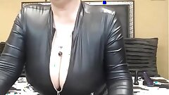 ROMANIAN Steaming BIG BOOBS MATURE CAM SHOW