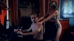 Step Mummy Cory Chase in TABOO - FAMILY bday surprise