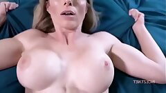 Cory Chase in mother helping step son with fucky-fucky