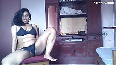 indian pornstar stunner lily unclothing sex