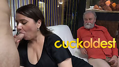 Granddad is a Master at Cuckolding